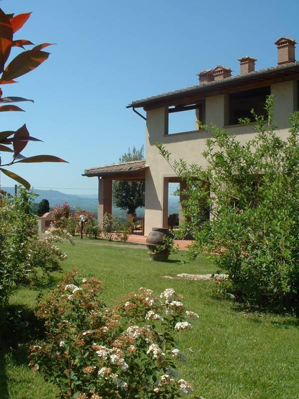 Giardino veranda Quercia