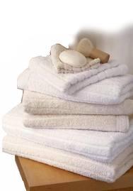 handdoeken en beddengoed